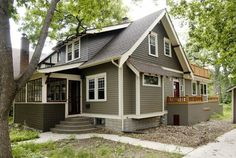 This traditional home was brought up to energy-efficient and green standards thanks to a renovation from Terra Firma.