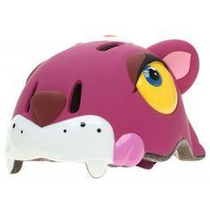 CASCO GATA ROSA Timbres y cascos de seguridad para niños Crazy Safety de corazón canalla e-shop