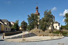 Stavbaweb.cz – Náves Velká Polom