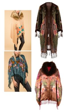"""""""Floral folk"""" by jayley15 on Polyvore featuring Jayley 