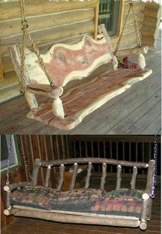 35 Best Rustic Porch Furniture Ideas You Will Love 5 rustic furniture furniture log furniture ideas