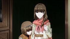 Tokyo Ghoul (Fueguchi Hinami with Her Mother Fueguchi Ryoko)