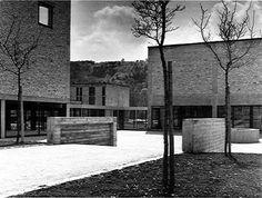 Sommerresidenz univesitat eichstadt 1965 Karljosef Schattner