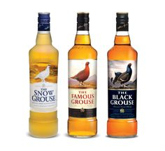 The Famous Grouse line up
