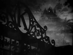 Citizen Kane, original music composed by Bernard Herrmann.