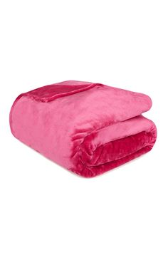 Pink Super Soft Blanket