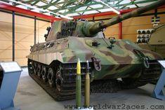 King Tiger Tank - Panzerkampfwagen VI Konigstiger