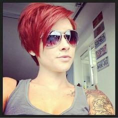 60 Awesome Pixie Haircut For Thick Hair 32