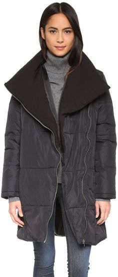 Need a puffer jacket this season? Try this BB Dakota one at ShopStyle!