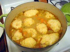 chicken & dumplings (weight watcher recipe)