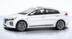 Hyundai IONIQ Pics