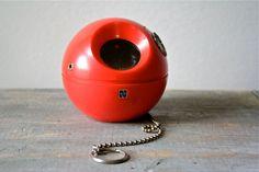 Loved my red round panasonic radio and listening to KHJ radio in Jr high/HS!  Fun memory : )