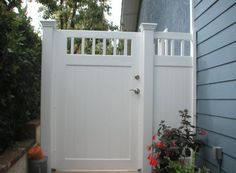Vinyl Mart Depot | Privacy Gates