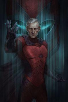 #Magneto #Fan #Art. (Magneto) By: Jasric. ÅWESOMENESS!!!™