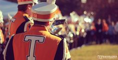 Tennessee Vols! Pride of the Southland Marching Band