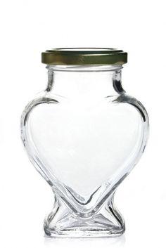 106ml Herzglas mit Twist Off 43 € 1,34