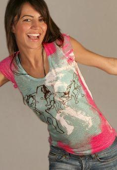 pink colorful homo sapiens t shirt