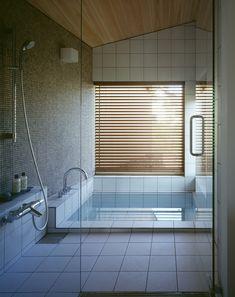 バスルーム(VILLA BOOMERANG / 八ヶ岳の別荘) - バス/トイレ事例 SUVACO(スバコ)