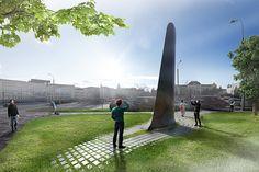#memorial for #aviators in #RAF Aviators, Memories, Studio, Architecture, Projects, Design, Atelier, Arquitetura