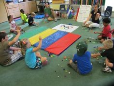 Schedules, locations and more details about Bilingual Fun's classes.