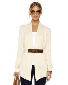This look is ultimate cool & chic. by Michael Kors