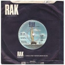 """7"""" 45RPM Dyna-Mite/Do It All Over Again by Mud from RAK (RAK 159)"""