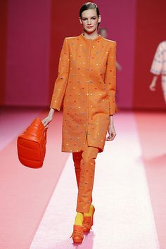 Agatha Ruiz de la Prada - Madrid Fashion Week O/I 2015-2016 #mbfwm