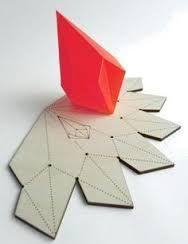 Картинки по запросу papercraft geometric shapes