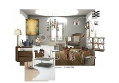 Check out this moodboard created on @olioboard: obývák  kout II by pavlak