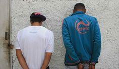 Polisalias captura a dos delincuentes por hurto de vivienda
