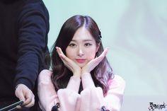 [17.02.04] SONAMOO Minjae #나너좋아해? #IThinkILoveU