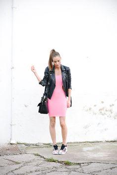 #pink #adidas #sneakers #style #fashion #look #lookbook