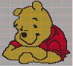 Diagram 83 Winnie the Pooh