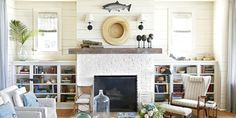 Seaside Beach House - Tammy Connor Interior Design