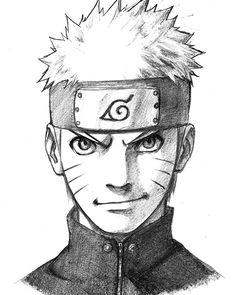 Naruto designed with CHEAP Materials! Anime Naruto, Otaku Anime, Naruto Uzumaki Art, Naruto Und Sasuke, Art Anime, Anime Guys, Naruto Tumblr, Manga Anime, Boruto