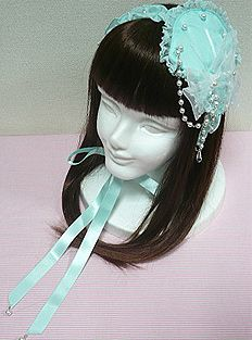 Angelic Pretty / Headwear / Mermaid Symphony Canotier