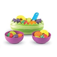 Learning-Resources-18-Pc-Fresh-Fruit-Salad-Pretend-Play-Food-Set