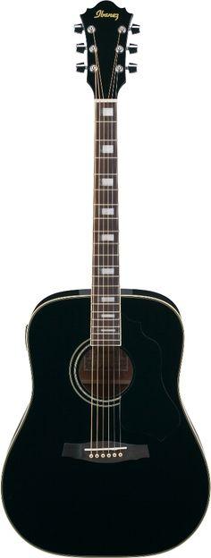#Ibanez SGT220EBK #Acoustic #Guitar