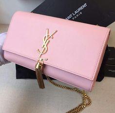 7cc519eacbc Purses And Handbags, Fashion Handbags, Fashion Bags, Ysl Handbags, Pink  Lady,