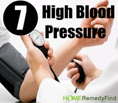 Useful Home Remedies for High Blood Pressure