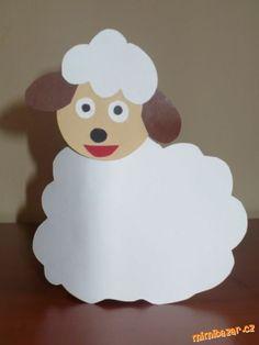 Jarní a velikonoční výzdoba z ruliček Paper Animals, Christmas Crafts, Diy Crafts, Do Crafts