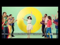 Direct Energie - Pub TV - L'énergie verte (2013)