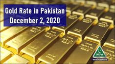 Gold Rate in Pakistan Today – 2 December 2020