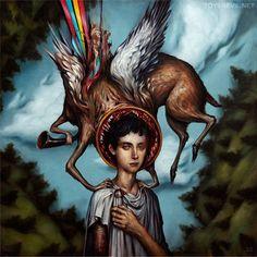 Circa Survive the Blue Sky Noise album is my favorite album from them so far.. their lyrics are genius