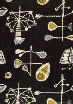 Bronwyn Opland: 1950s pattern