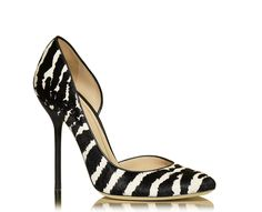 Classic.. pencil skirts, jeans, and LBD's are instantly stepped up a notch when you add these! Every girl needs a little Zebra and a little Gucci in her life ;-)!