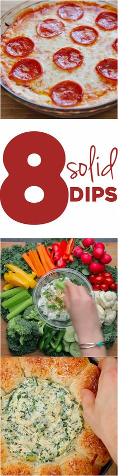 Here Are 8 Incredible Dips That Are Perfect For A Last Minute Party