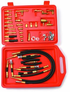CTA Tools 3370 Fuel Injection Cleaning Set « AUTOMOTIVE PARTS & ACCESSORIES AUTOMOTIVE PARTS & ACCESSORIES