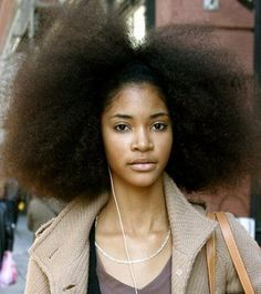 Natural Hair Length natural-hair-inspiration