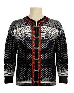 Classic Setesdahl Sweater by Dale of Norway